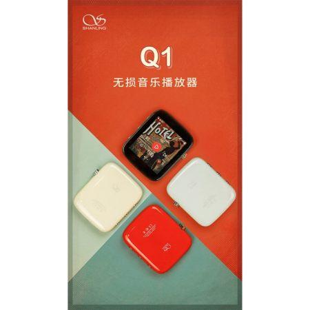 山灵Q1复古时尚音乐播放器,正式发布。